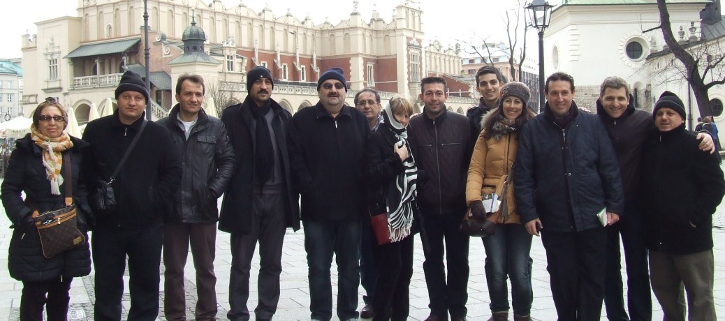 2nd Transnational Project Meeting, Poland, 16-21/03/2014
