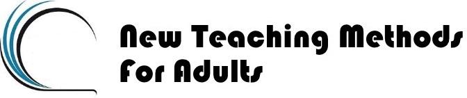 New Teaching Methods For Adults // EN