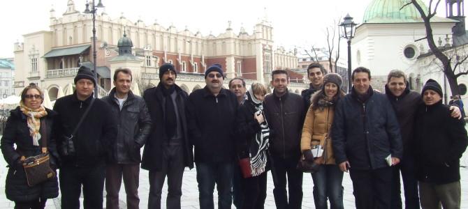 II Międzynarodowe Spotkanie Partnerów Projektu – Polska 03/2014